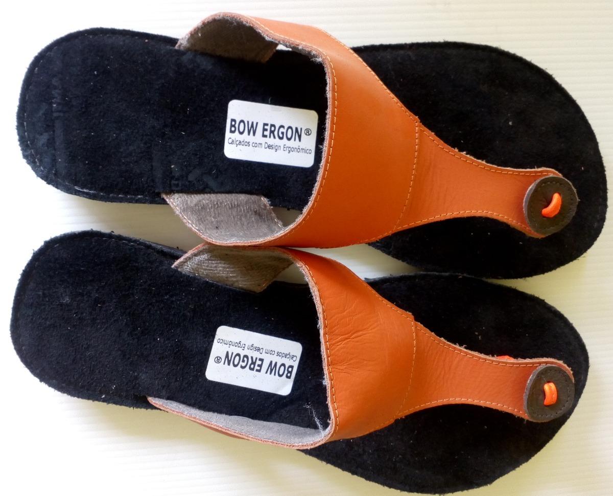 83127b8f4b sandália feminina em couro legitimo n 40 ref  7361. Carregando zoom.