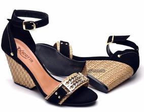 425915d4c7 Sandalia Anabela Dakota - Sapatos para Feminino no Mercado Livre Brasil