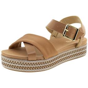 d64925de0 Sandalia Flatform Azaleia - Sapatos no Mercado Livre Brasil