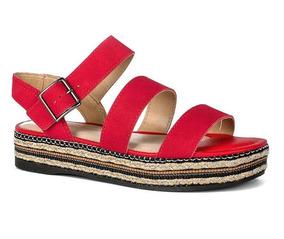 0ab0bd7e25 Sandalia Dakota Vermelha - Sapatos no Mercado Livre Brasil