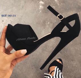 c73cf35ac Sapato Feminino Tamanho Especial - Sapatos no Mercado Livre Brasil