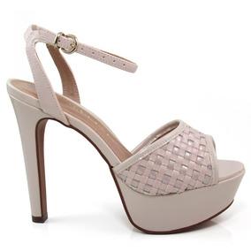 4418ac67d8 Sandalia Mariotta Salto Fino - Sapatos no Mercado Livre Brasil
