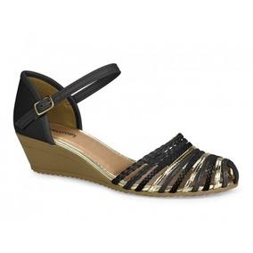 8ddb86ff8d Sapato Salto Anabela Dakota Feminino - Sapatos no Mercado Livre Brasil