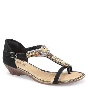 43554dcca3 Liquidaco Sandalia Salto 6 Cm - Sandálias Dakota para Feminino no ...