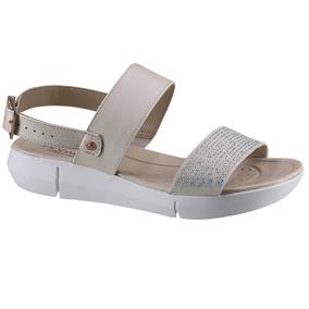 6e23310685 Sandália Modare Feminino Tamancos Beira Rio - Sapatos Creme no ...