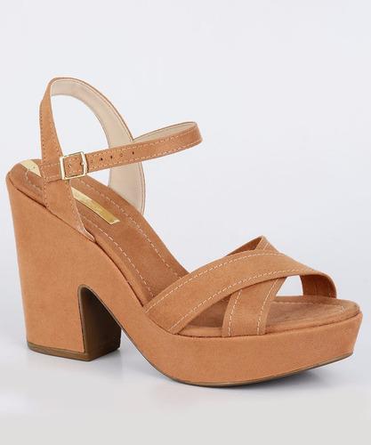 sandália feminina moleca meia pata 5292214 frete grátis