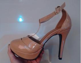 35b74ae62 Sapato Gucci Verniz Com Salto - Sapatos no Mercado Livre Brasil