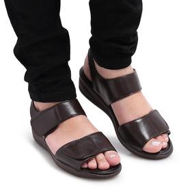 35cfd3632c Sandalia Ortopedica Feminina Feminino - Sapatos no Mercado Livre Brasil