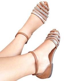 23338eec6e Muheres Metendo Mulher Outros Modelos Feminino Sandalias no Mercado Livre  Brasil