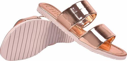 sandalia feminina rasteira rasteirinha full chiquiteira sv01