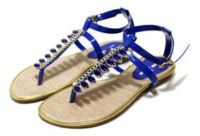 7b41ee0d8 Rasteirinhas Da Azaléia Lindos Modelos Feminino Rasteiras - Calçados ...