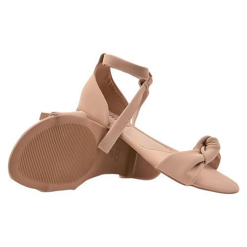 sandalia feminina rasteira rasteirinha tratorada 2018/71001