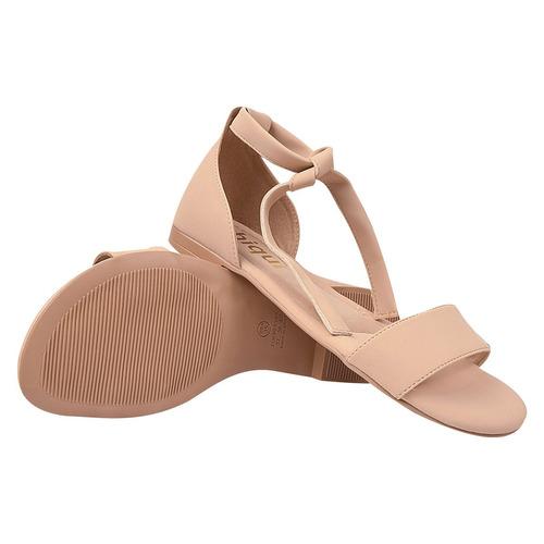 sandalia feminina rasteira rasteirinha tratorada moda r12