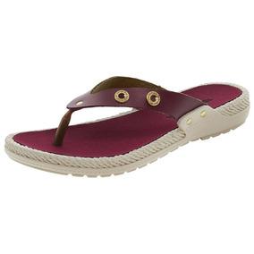 bc28352636 A Sandalia Confort Terra Agua Feminino - Sapatos no Mercado Livre Brasil