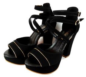e7a2fd6fc Fortaleza Sandalia Salto Alto Barato Pre O De Revenda - Sapatos com o  Melhores Preços no Mercado Livre Brasil