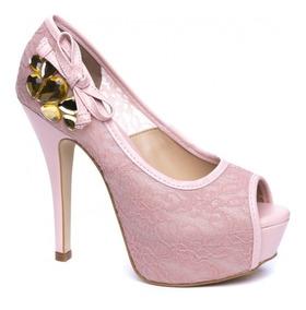 10bb036b7 Sandalia Torricella Rosa - Sapatos com o Melhores Preços no Mercado Livre  Brasil
