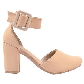 51e4e58683 Sandalia Salto Fantasma Labellamafia Feminino - Sapatos para Feminino  Marrom no Mercado Livre Brasil