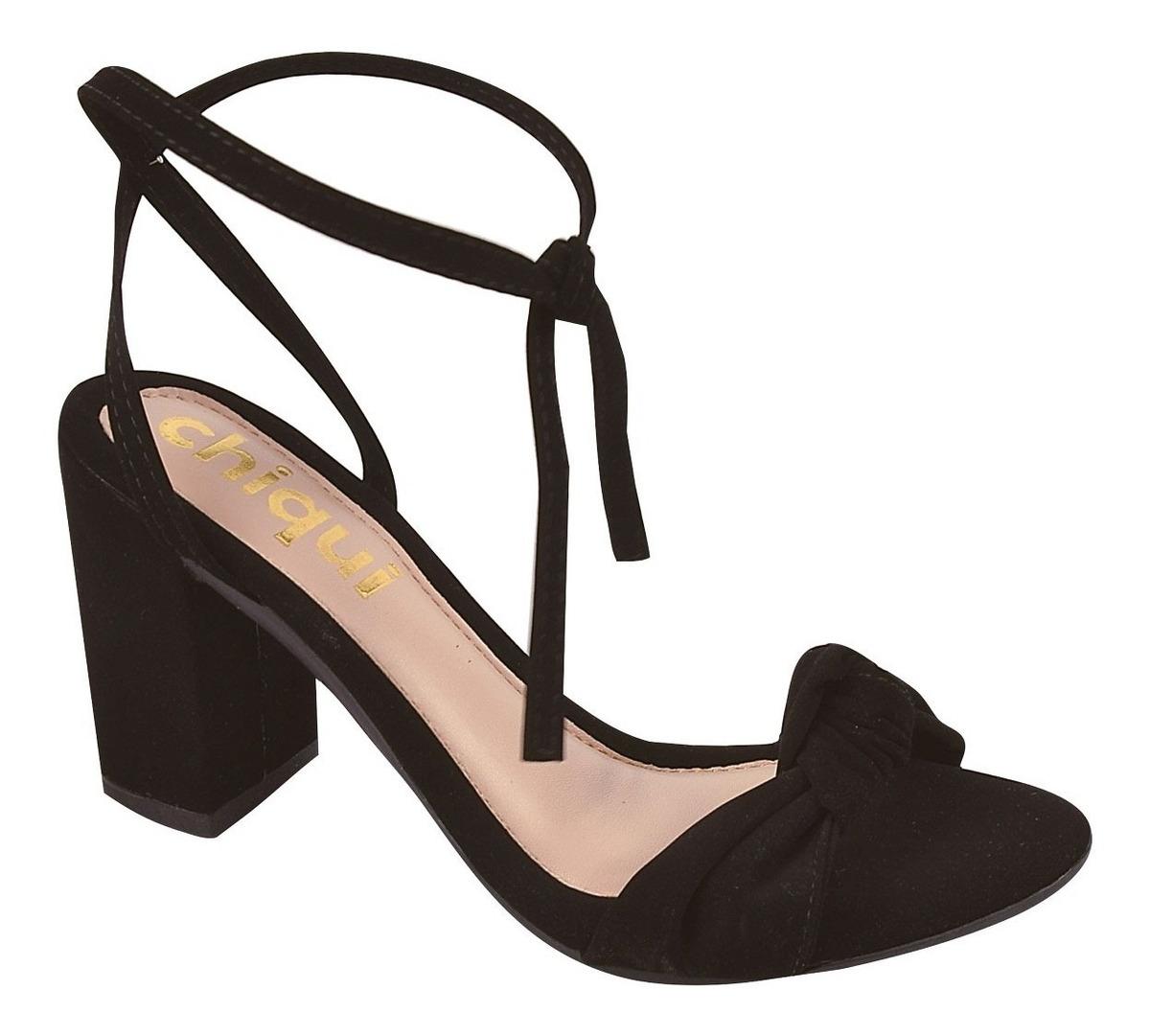 ac2b18d26 sandalia feminina salto alto grosso moda 2019 ant3. Carregando zoom.