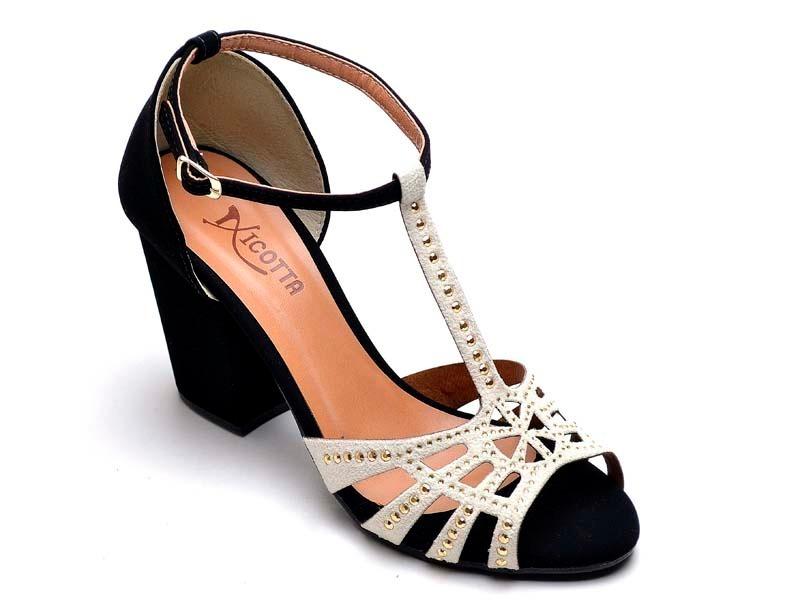 0669b3d51f sandalia feminina salto alto super luxo anabela chinelo teni. Carregando  zoom.
