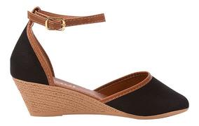 0ff366f94 Sapato Feminino Novo Stravazza Promoção Anabela Tamanho 34 - Sandálias e  Chinelos 34 Azul-escuro com o Melhores Preços no Mercado Livre Brasil