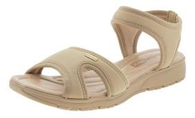 f6f171e2c Sandália Comfortflex Feminino - Sapatos com o Melhores Preços no Mercado  Livre Brasil