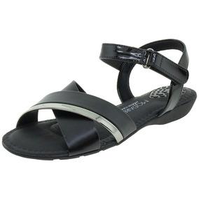 4e3150ca8 Sandalias Do Salto Baixo Da Moda - Sapatos no Mercado Livre Brasil