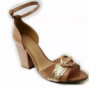 ca095bff91c13 Sandalias Verao 2018 Feminino Crysalis - Sapatos com o Melhores Preços no  Mercado Livre Brasil