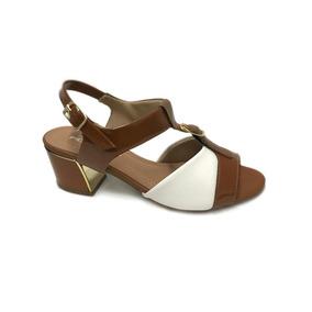 a234602e43 Sandalia Piccadilly Salto Grosso - Sapatos no Mercado Livre Brasil