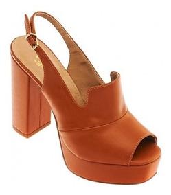 e47867dd5 Anabela Via Birigui - Sapatos com o Melhores Preços no Mercado Livre Brasil