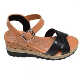 ef54ab64f Sandalias Meio Salto Ramarim - Sapatos com o Melhores Preços no Mercado  Livre Brasil