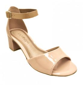 11ca8b5b8 Sandalia De Salto Grosso Ramarim Numero 33 - Sapatos no Mercado Livre Brasil