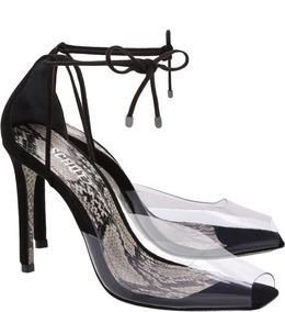 1b40dc05f Sandália Transparente Schutz - Sapatos com o Melhores Preços no ...