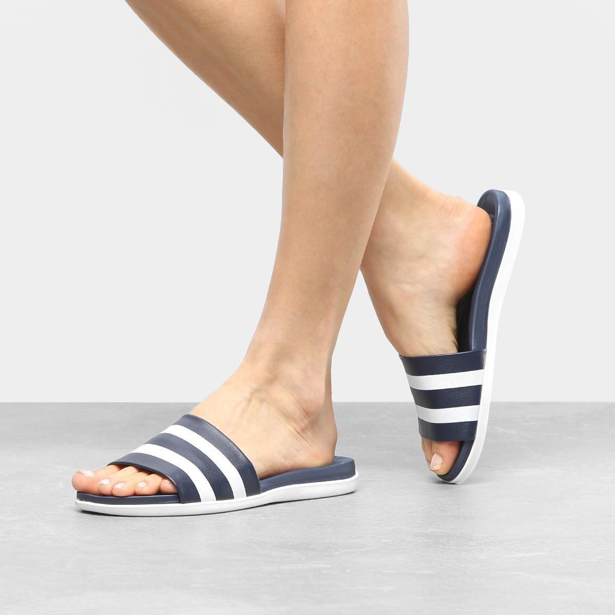c007a9a456 sandália feminina slide napa turim beira rio 8360102. 4 Fotos