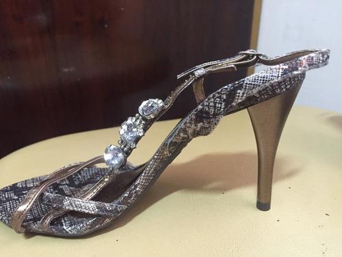 sandalia feminina social, marca ramarim