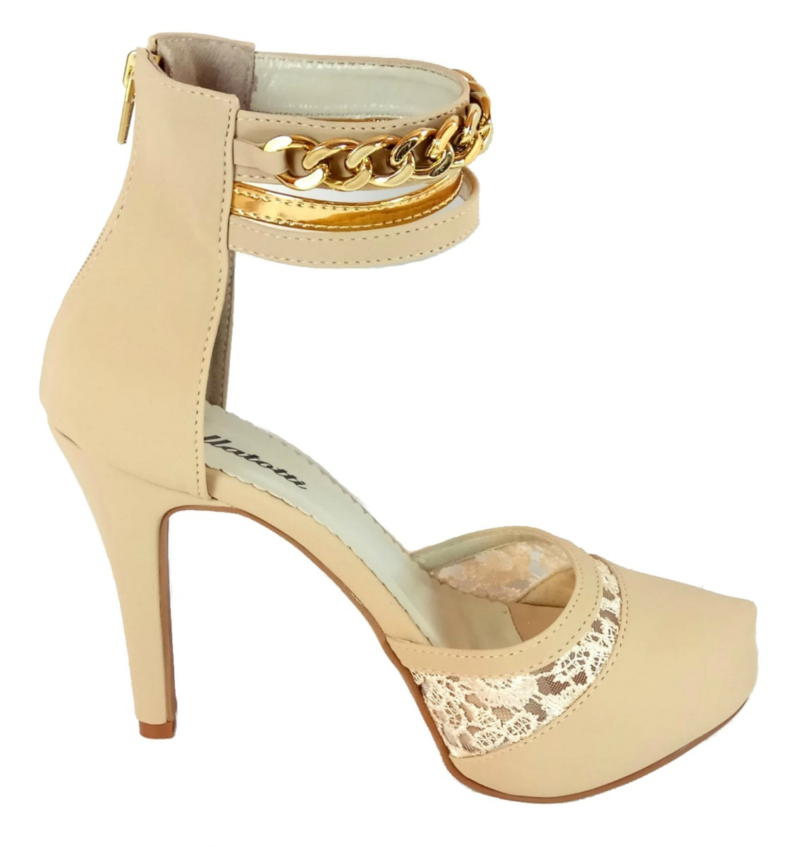093d2fdfe4 sandalia feminina social salto alto fino festa casamento. Carregando zoom.