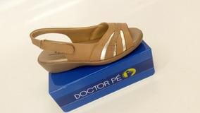 4d704fa55 Sandalia Doctor Pe Feminina no Mercado Livre Brasil
