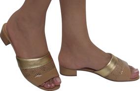 fea499f11c Tamanco Flex Salto 5 Cm - Sapatos no Mercado Livre Brasil