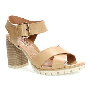 de249b1bdf Sandalia Feminina Salto Tratorado Ramarim - Sapatos no Mercado Livre Brasil