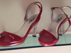 7a9a8c8c7f Sandalia Em Acrilico - Sapatos no Mercado Livre Brasil
