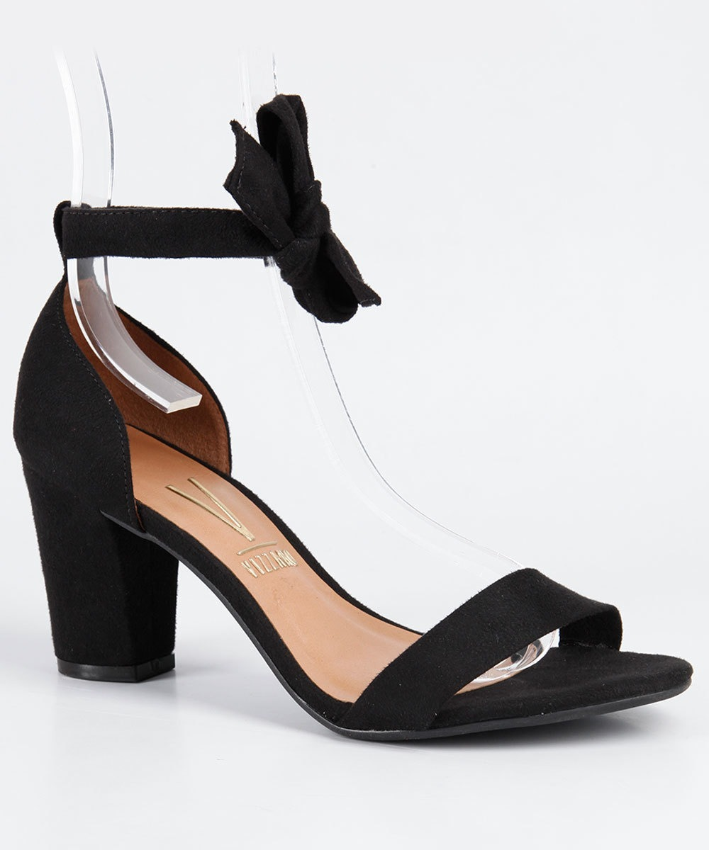 73fbbc0a2 sandália feminina vizzano salto alto grosso 6262248. Carregando zoom.