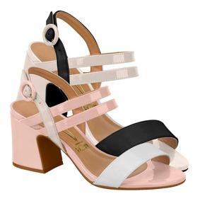 d5f3c55924082 Sandalia Vizzano Saltinho Baixo N Sandalias - Sapatos com o Melhores ...
