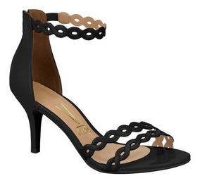 e753fd332e Sandalia Salto Fino Preta Verniz - Sapatos com o Melhores Preços no Mercado  Livre Brasil