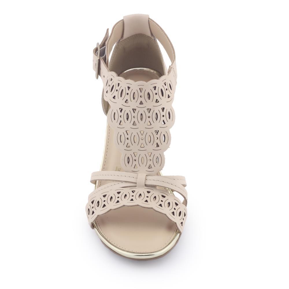 936cab4ec1 sandália feminina z3474 salto médio grosso original dakota. Carregando zoom.
