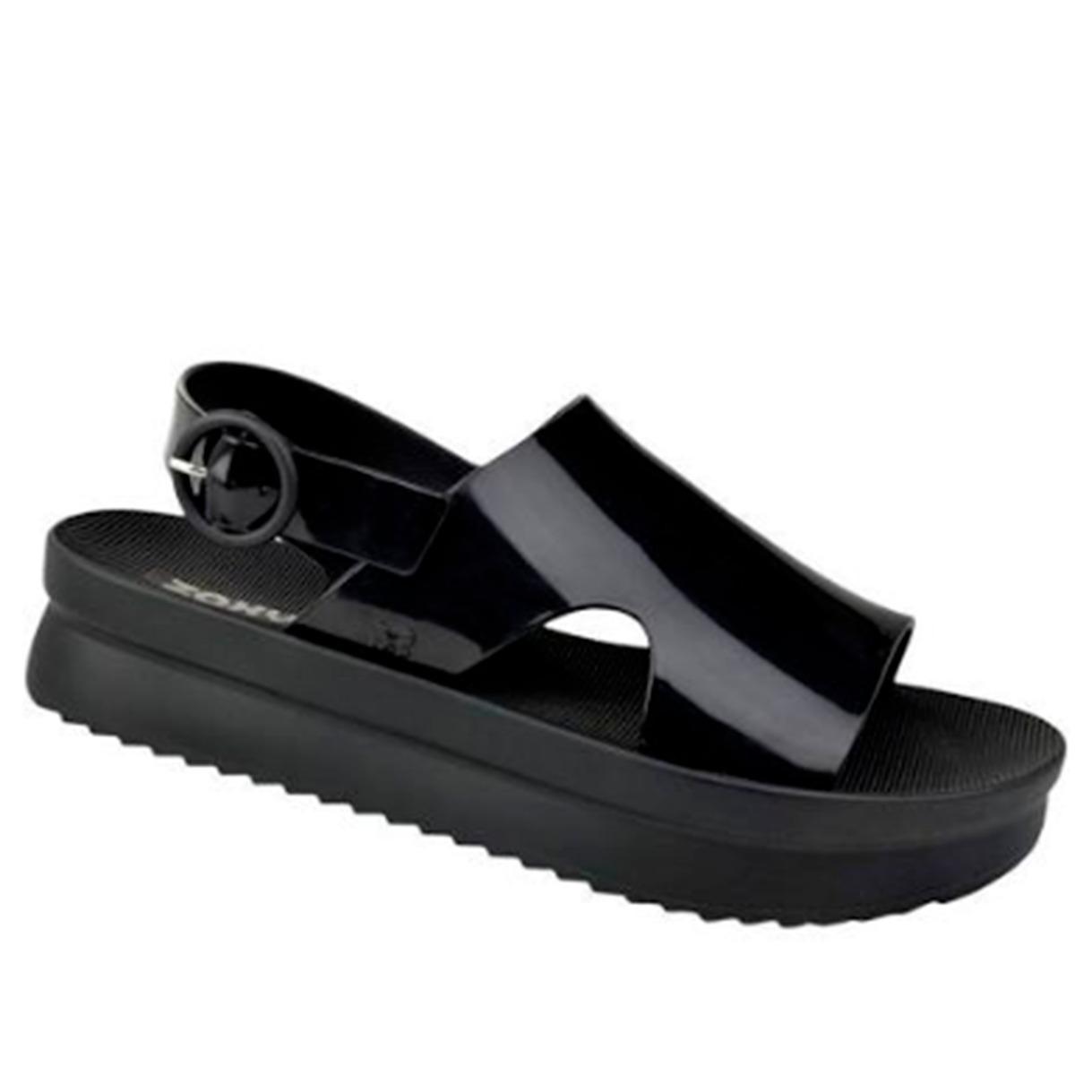 69737f3c5a sandália feminina zaxy walk away. Carregando zoom.