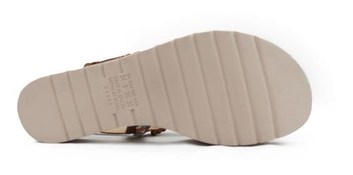 sandalia feminino dakota ref:z5642