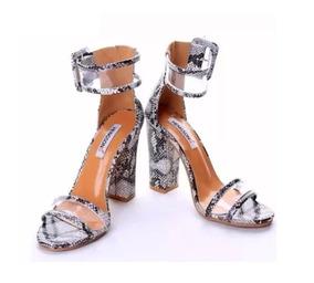 f3d158fee2 Sandalias Importadas Peep Toe - Calçados