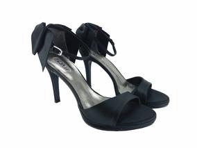 6440994e5 Sandalia Divalesi Cetim Com Strass Mulher Sapatos - Sapatos no ...