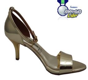 11969d5fc4 Sandalias Salto Fantasma Vizzano - Sapatos Dourado escuro em ...