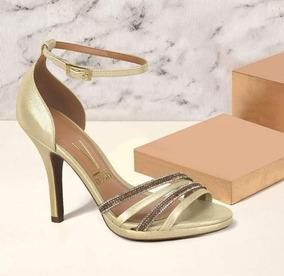 49925a3a Zapatos Mujer Fiesta Baratos Plateados - Ropa y Accesorios Dorado ...