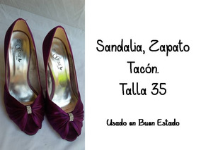 ZapatosUsado Plateadas Fiesta Usadas De Sandalias Mercado En JKul13FTc